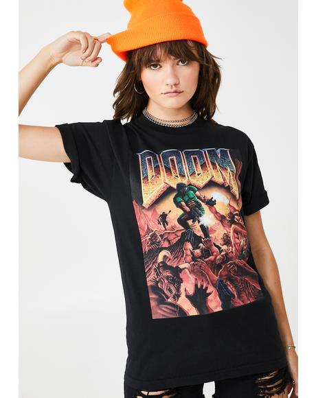 Doom Graphic Tee