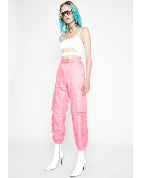 Sugar Fury Road Reflective Pants