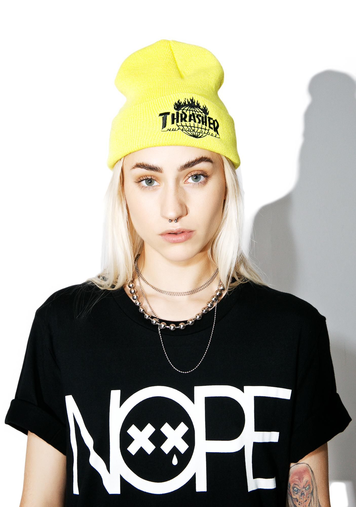 Sad Boy Crew Nope Tee