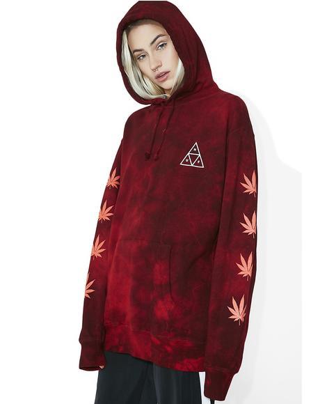 420 Overdyed Plantlife Hoodie