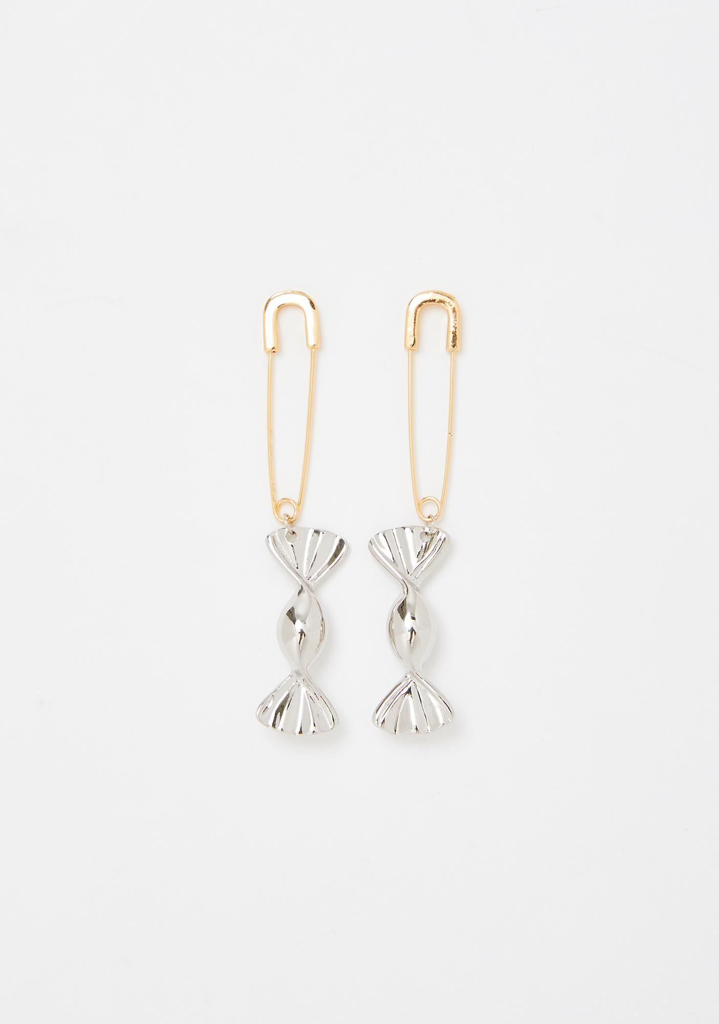Sweet N' Sassy Drop Earrings