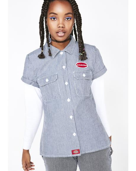 Patch Work Shirt