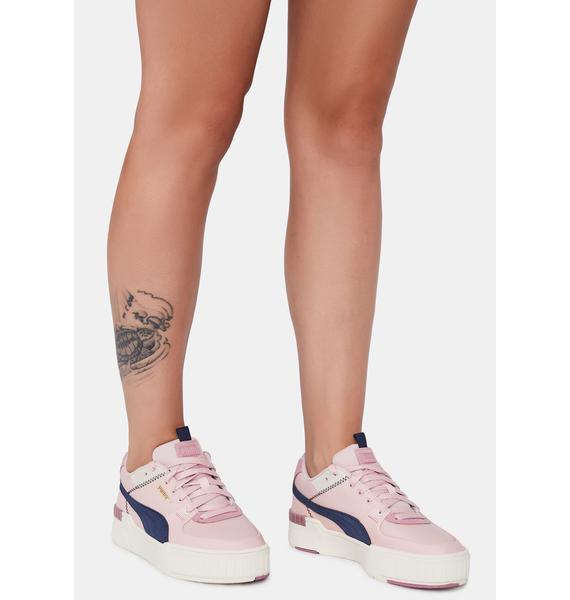 PUMA Peachskin Cali Sport Sneakers
