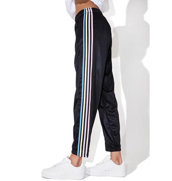 Local Heroes Rainbow Sweatpants
