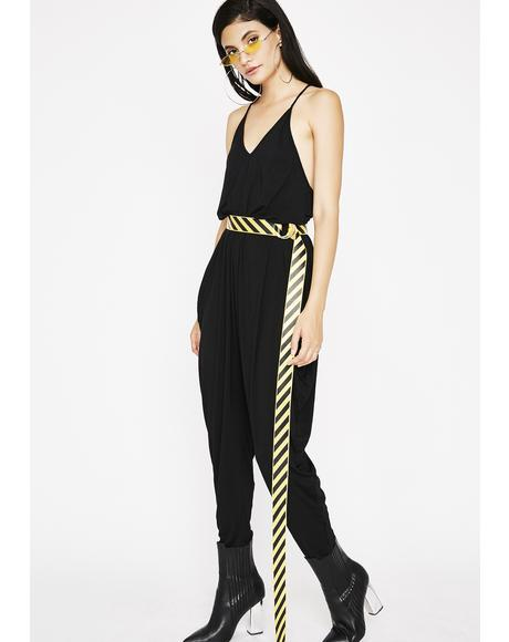 Betta Than The Hype Harem Jumpsuit