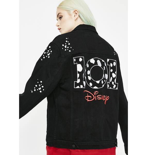Nana Judy x Disney Wicked Sawyer Jacket