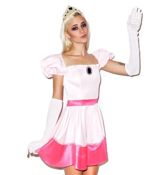The Mushroom Princess Costume