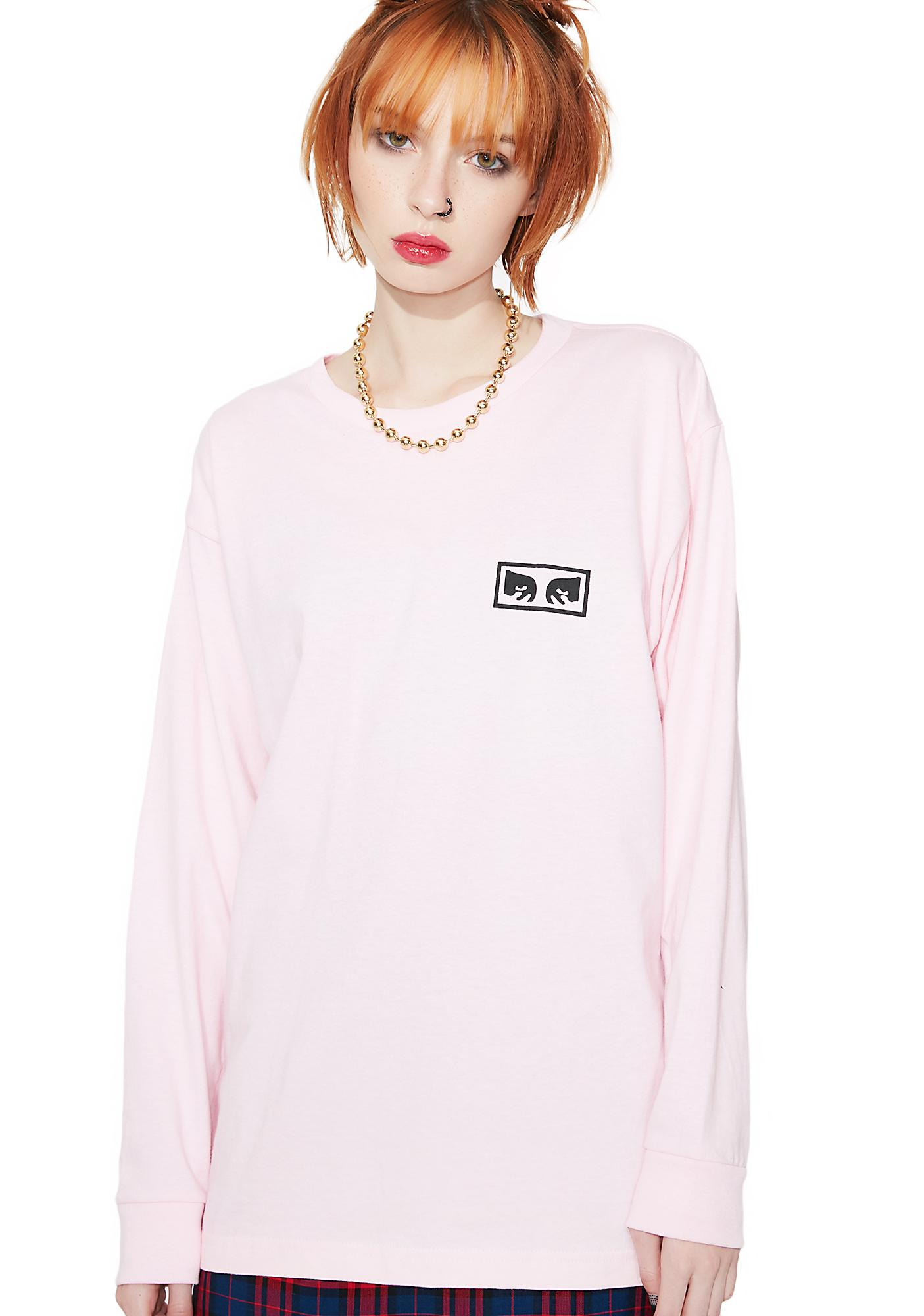Obey No Basic LS Tee