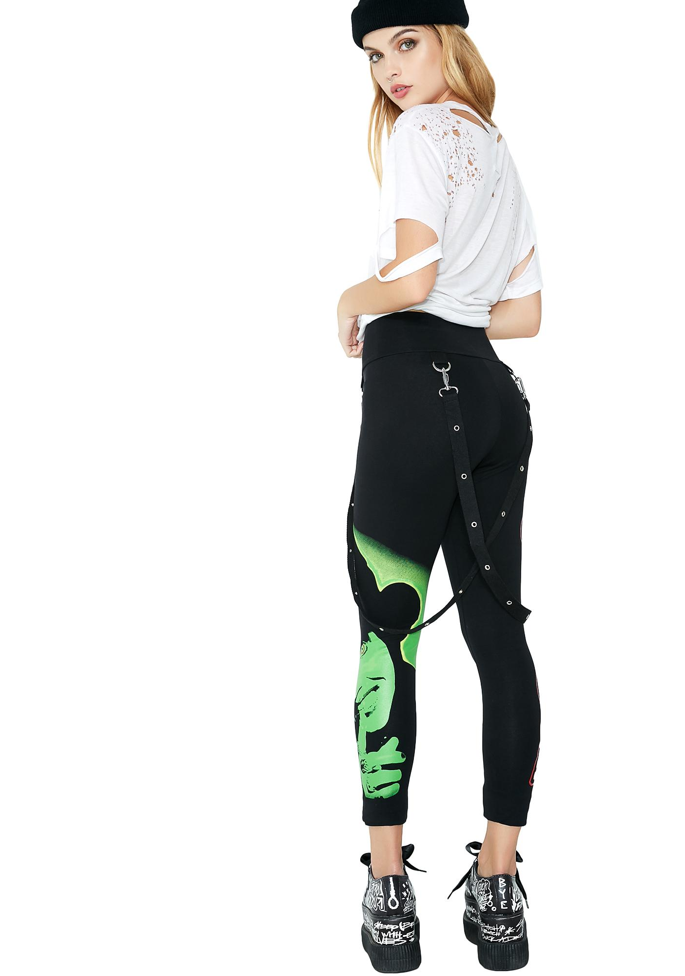 Killstar Sweet Dreams Leggings