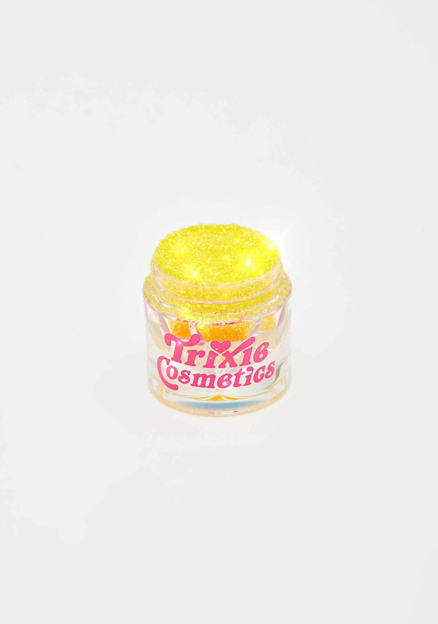 Trixie Cosmetics Lemon Bar Sparkles Loose Glitter