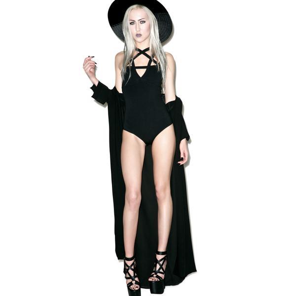Killstar Witchery Bodysuit