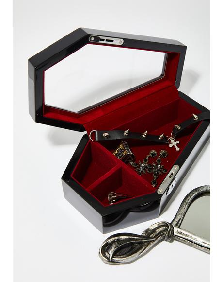 Casket Case Jewelry Box