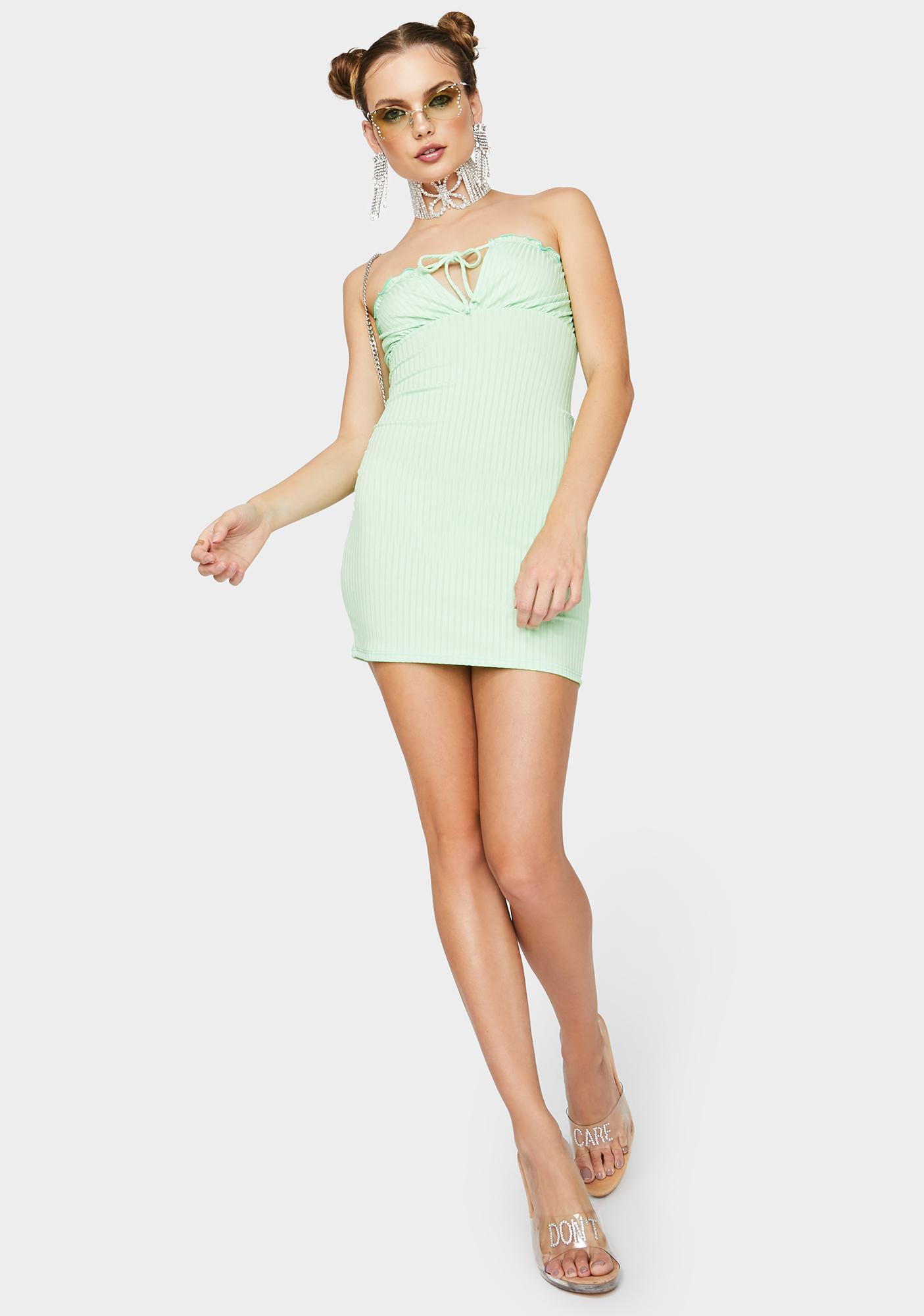 Can't Be Handled Mini Dress