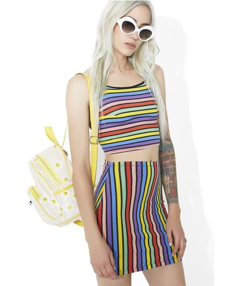 Fonda Mini Skirt