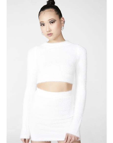 Fuzzy Freaq Skirt Set