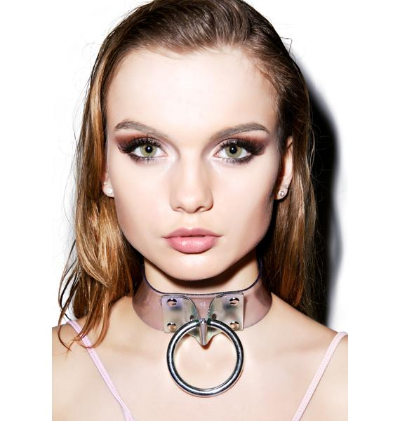 "Club Exx ""O"" Really?! Choker"