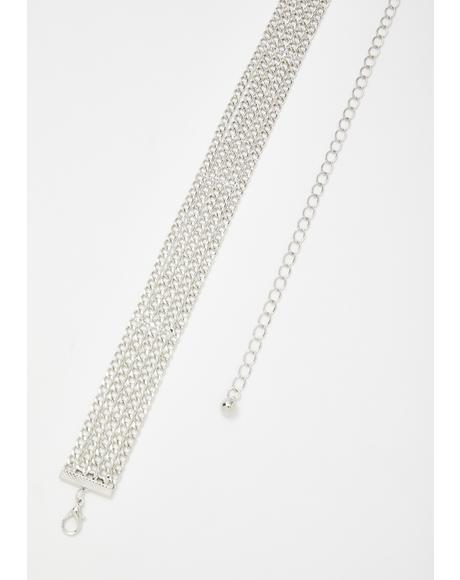 Chic Baddie Chain Belt