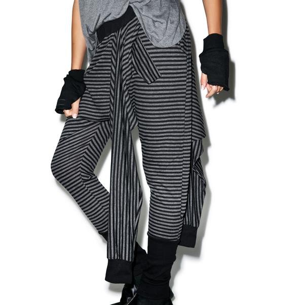 MNML Twisted Wrap-Around Joggers