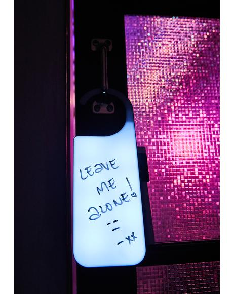Lightbox Light Up Door Hanger