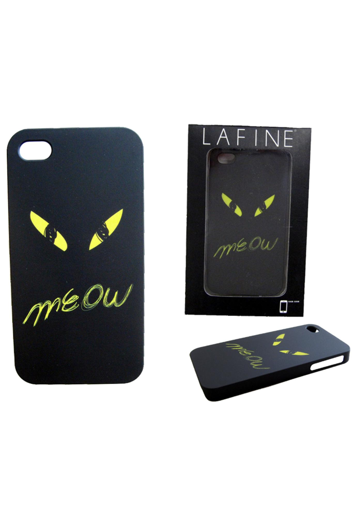 Lafine Meow iPhone Case