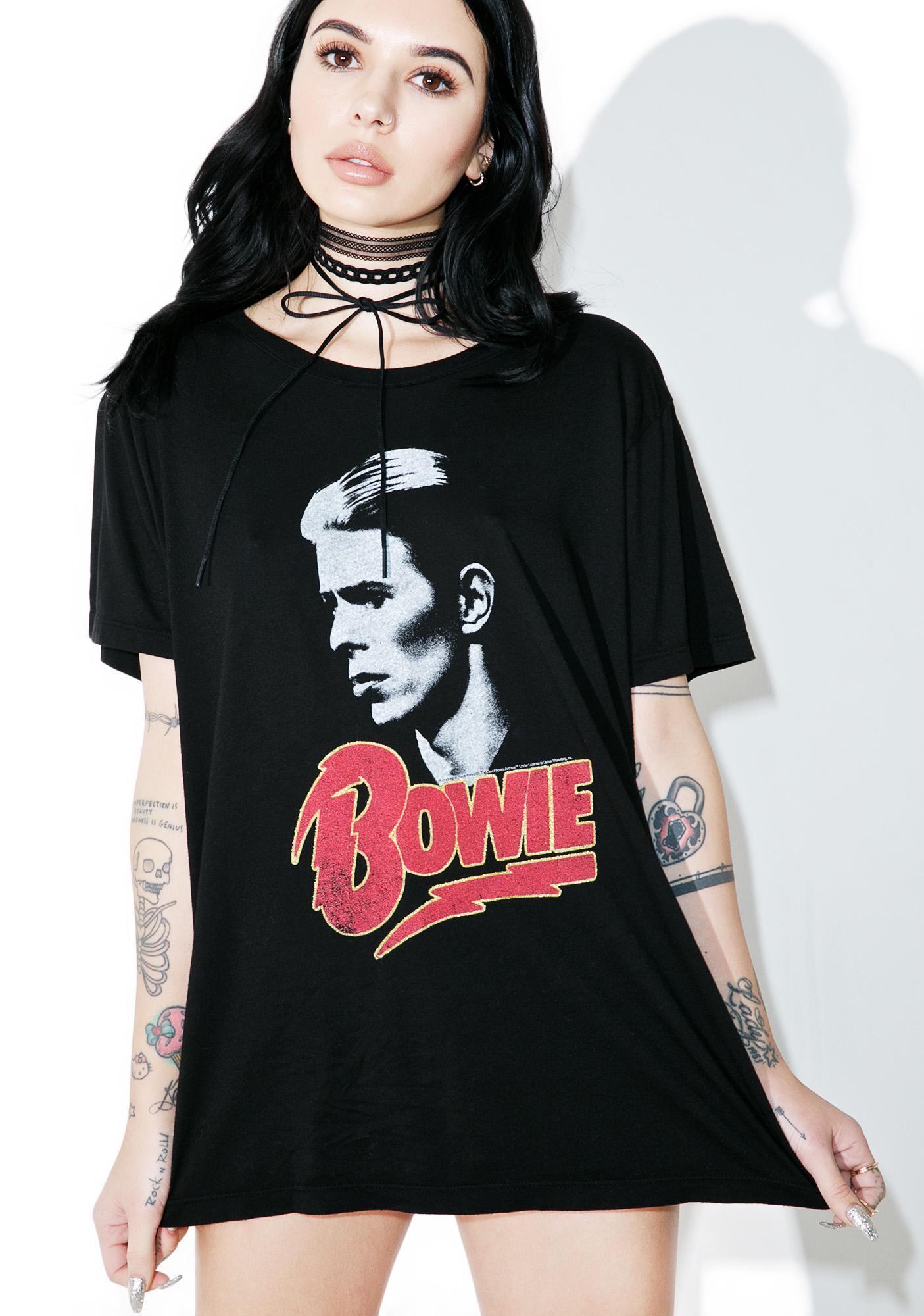 Daydreamer Bowie Portrait Tee