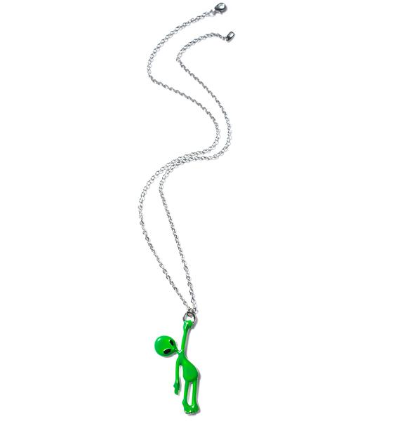 Take Me to Your Dealer Pendant