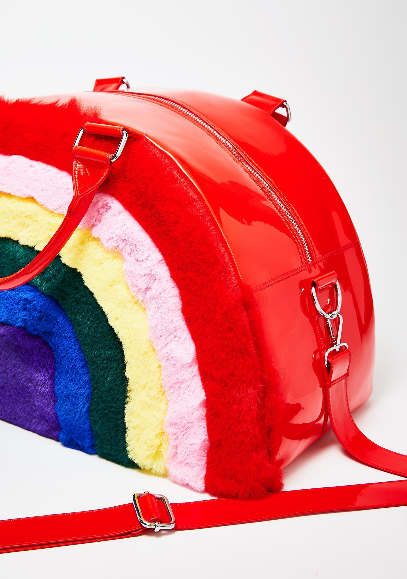 Current Mood Rainbow Shagadelic Weekender