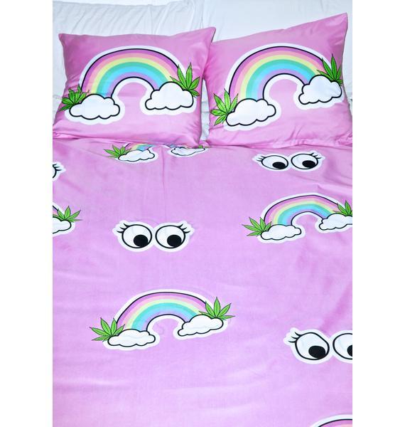 Sugarpills Rainbow Bedding