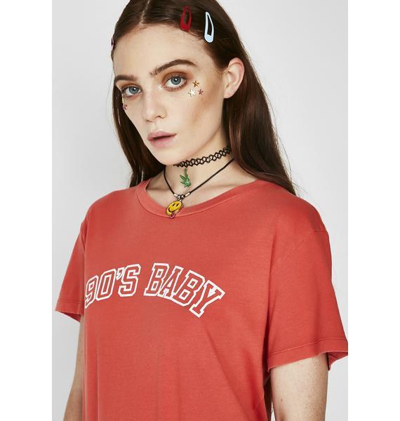 Desert Dreamer 90s Baby Boyfriend T-Shirt