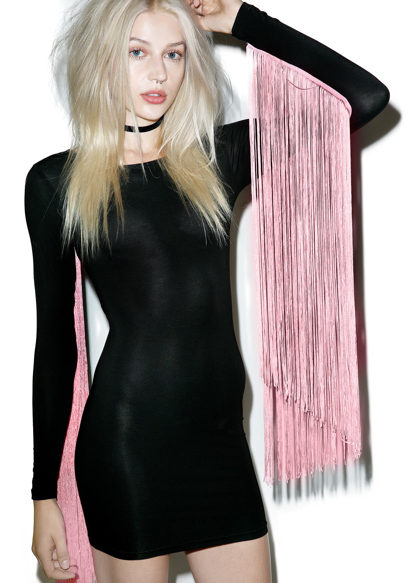 Killstar Pink Huntress Dress