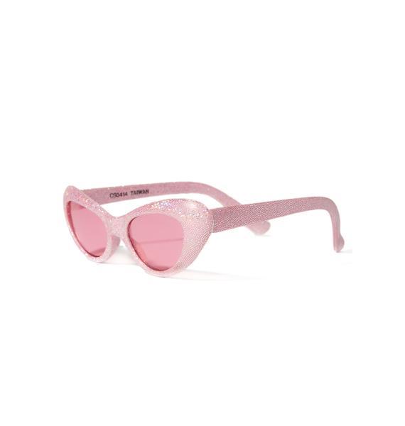 Rad and Refined Blissful Teen Spirit Sunglasses