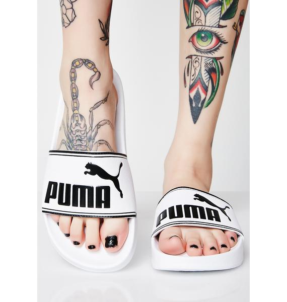PUMA Leadcat Slides