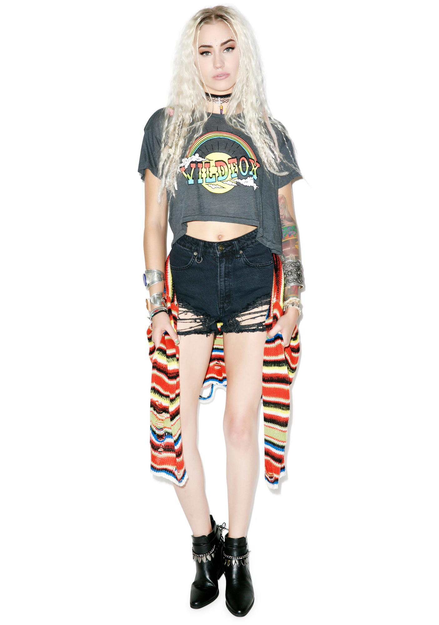 Wildfox Couture Sunrise Middle Tee