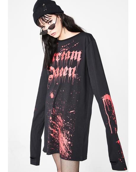 Bloody Murder Long Sleeve Tee
