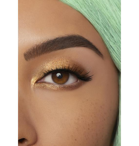 Lime Crime Gold Road Lid Lite Eyeshadow