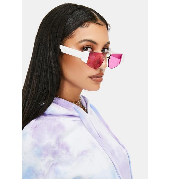 Take It Or Leave It Sunglasses