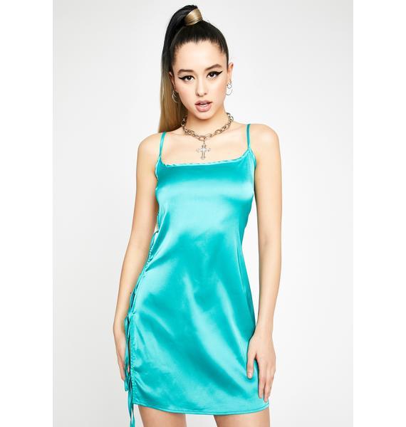 Aqua Club Twilight Mini Dress