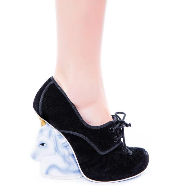 Irregular Choice Rupiez Unicorn Heels