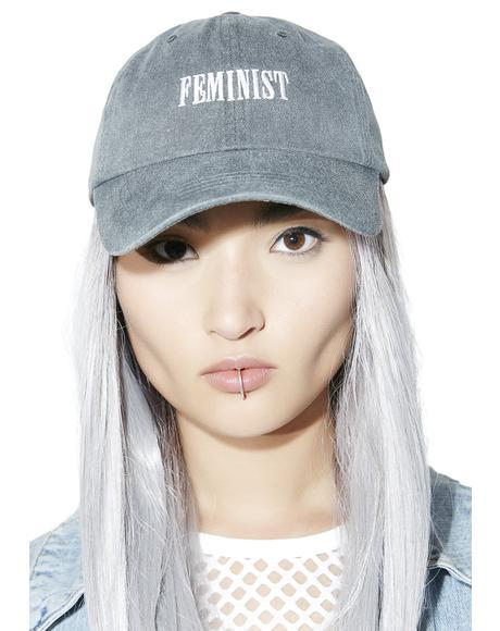 Feminist Dad Hat