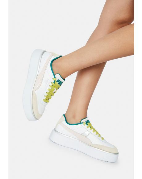 Oslo Maja OQ Womens Sneakers