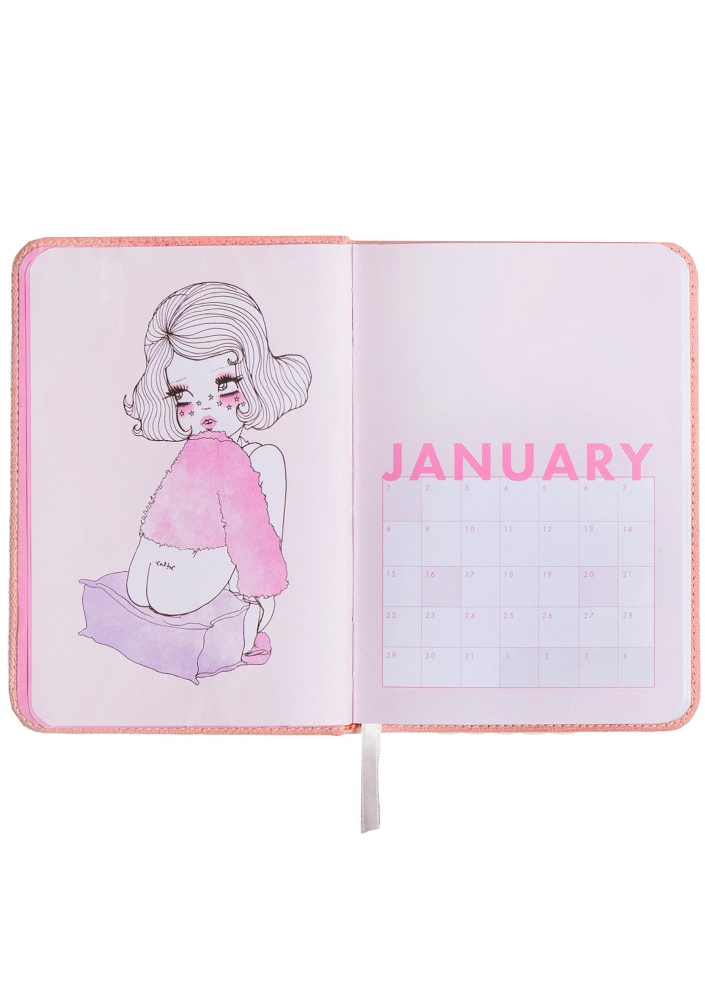 Valfré Gal With A Plan Planner