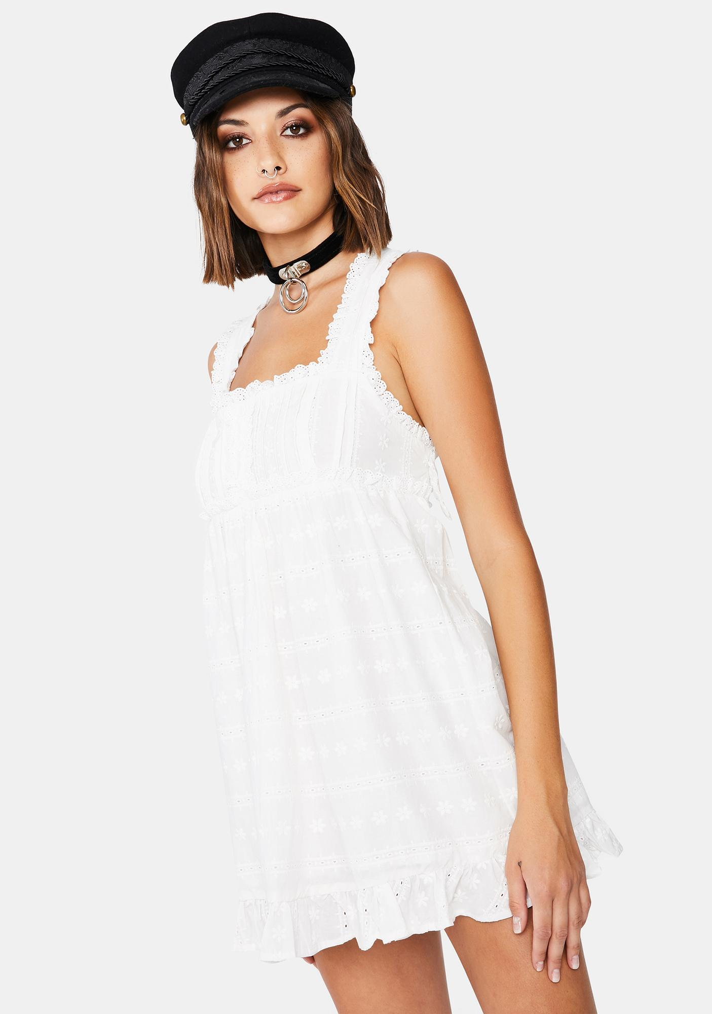 For Love & Lemons Iris Swing Dress