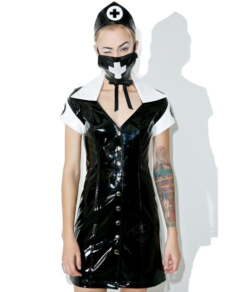 Deadly Intensive Care Costume Set