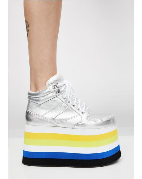 Dema Platform Sneakers