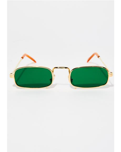 Forest Throwing Shade Sunglasses
