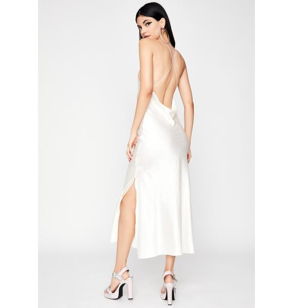 Pearl Life Of The Party Maxi Dress