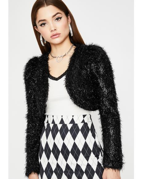 Bossy Posse Fuzzy Jacket