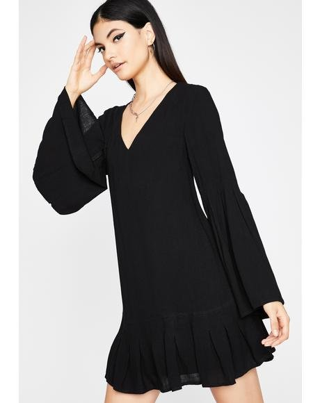 Destruction Darling Long Sleeve Dress