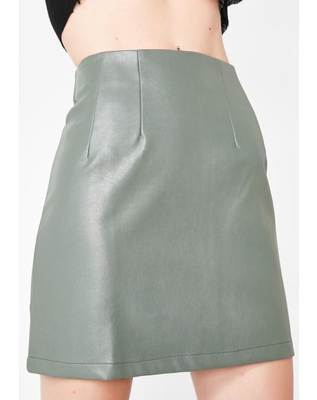 Evil Twin Mini Skirt