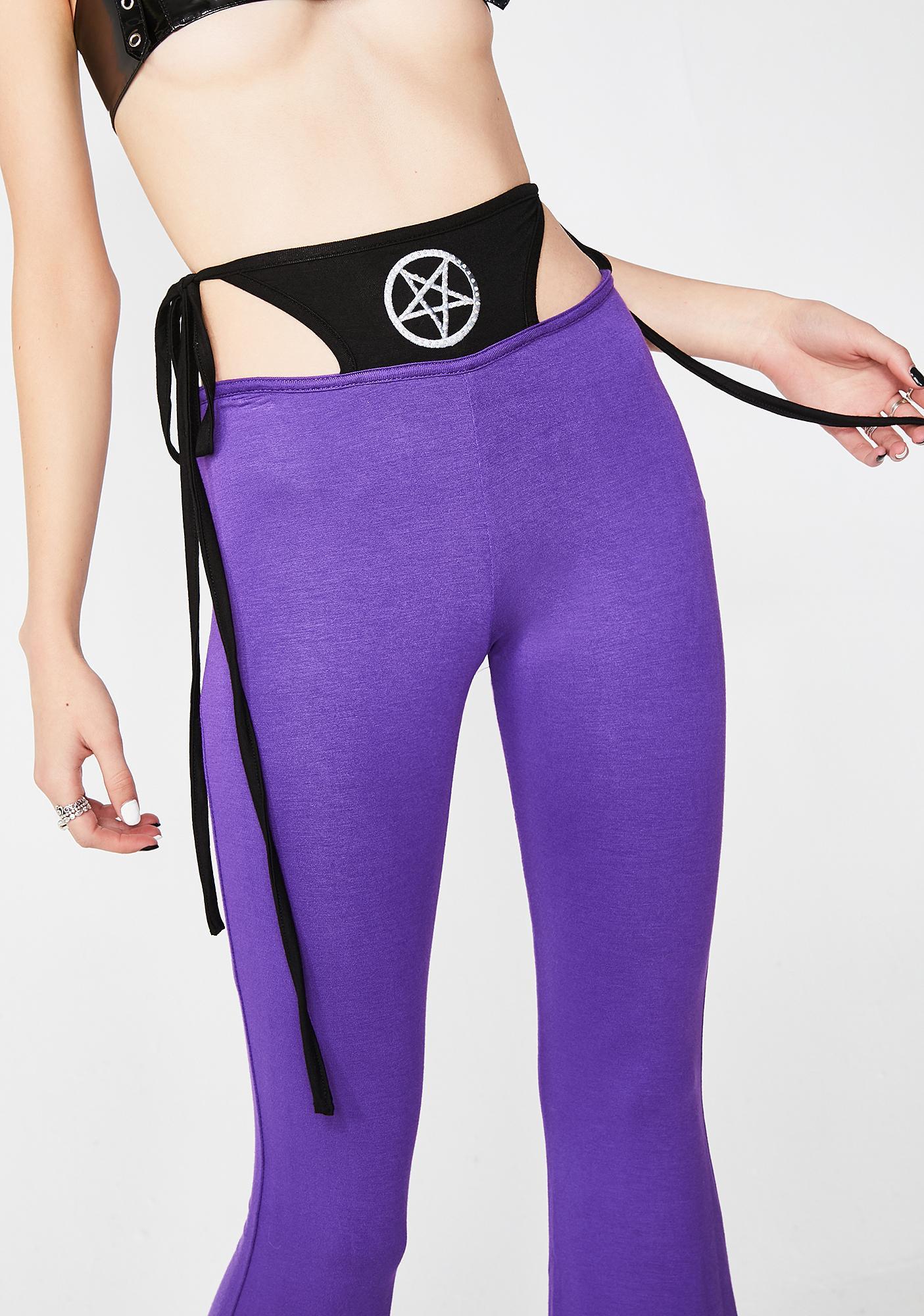 O Mighty Pentagram G String Pants